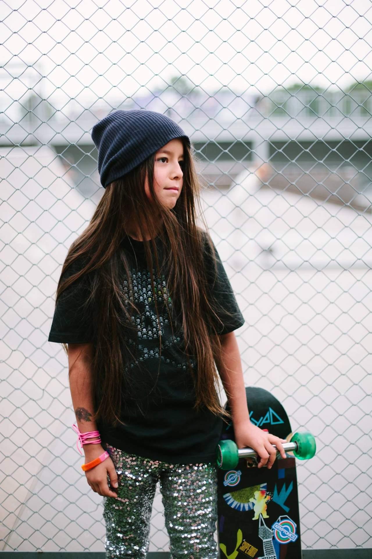 skater girl | Anna Rafeeva